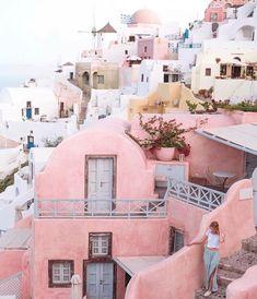@weeatlovetravel is Not Lost in Santorini Greece #sheisnotlost http://ift.tt/2j8FIHY