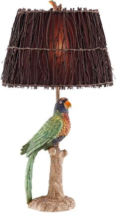 Transitional Table Lamp Accent Fabric Resin Metal Wire Natural Finish Paradiso #Doesnotapply #CasualSpecialtyTransitional #Furniture #TableLamp #Lamp #Decoration Transitional Table Lamps, Resin, It Is Finished, Wire, Decoration, Natural, Metal, Fabric, Furniture