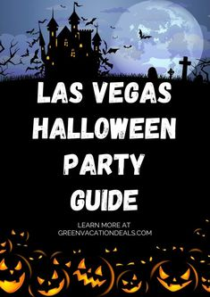 Halloween in Las Vegas can best be described as over the top. You'll see the most amazing costumes and costume contests with prizes in four and five figures. The casinos, hotels, restaurants and bars are all decked out in amazing Halloween decorations. Are you headed to Las Vegas Nevada for this Halloween? Find out about the best parties you'll enjoy to celebrate the holiday. Las Vegas Halloween advice.