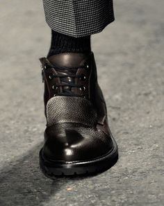 It's Gotta Be the Shoes: The 100 Best Pairs from Fashion Week | GQ