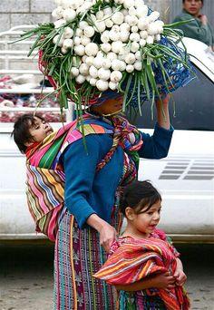 Mercado de chichicasteango
