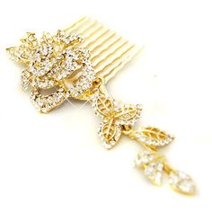 Lovely hair comb for me.