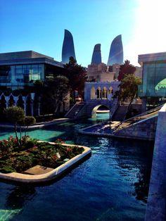 Baku...