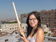 Homemade Yagi Antenna — DIY How-to from Make: Projects