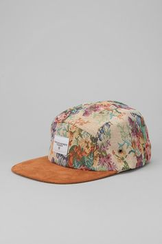 35fb7bba6fc Profound Aesthetic Multiflora 5-Panel Hat Indie Clothing Brands