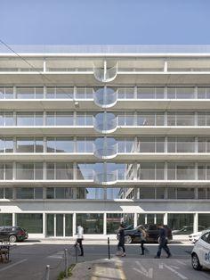 Balcony, Facade, Terrace, Multi Story Building, Danish Language, Lucerne, Homes, Patio, Facades