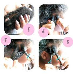 Havana Twists - Natural Hair Rules!!!