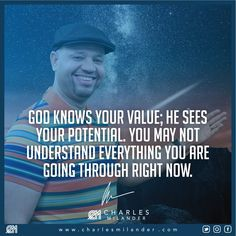 God knows your value; He sees your potential. You may not understand everything you are going through right now. #bible #Jesus #Jesuschrist #working #founder #startup #money #startuplife #successful #passion #inspiredaily #hardwork #hardworkpaysoff #desire #motivation #motivational #lifestyle #happiness #entrepreneur #entrepreneurs #entrepreneurship #entrepreneurlife #business #businessman #quoteoftheday #businessowner #businesswoman #newyork #nyc #newyorkcity