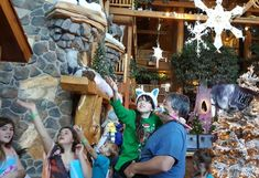It's Snowland At Great Wolf Lodge! Great Wolf Lodge, Fair Grounds