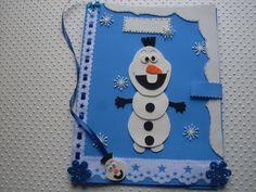 capa para caderno eva frozen - Pesquisa Google