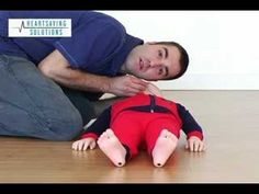 Always good to know: CHILD CPR, infant CPR, Child choking, infant choking, hands only CPR