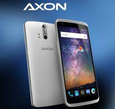 ZTE Axon is coming soon.