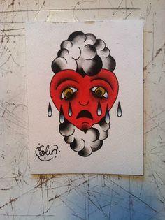 Colin O'Shaughnessy Tucker - Tried and True Tattoo, 1073 East Grand Avenue, Arroyo Grande, CA, USA - 805 904 6644 -  https://instagram.com/colinoshtucker/