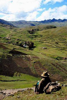 quechua landscape