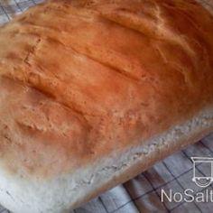 Sütőporos-élesztős házi kenyér Bread, Food, Brot, Essen, Baking, Meals, Breads, Buns, Yemek