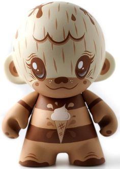 Vanilla - custom munny by Squink!