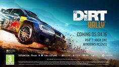 Trailer de lanzamiento de Dirt Rally para PC, PS4 y XboX One