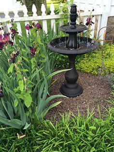 Garden path ideas! #gardenideas #smithscountrygardens Path Ideas, Garden Paths, Will Smith, Fountain, Photo Galleries, Gardens, Country, Outdoor Decor, Home Decor