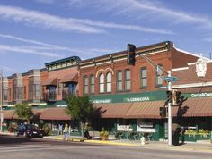 Galesburg, Illinois. Seminary Street Historic Commercial District
