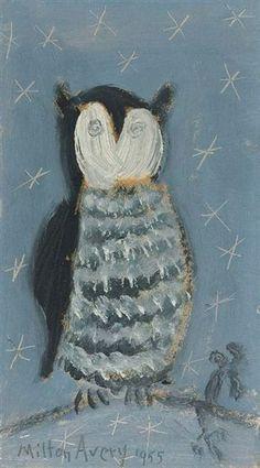 treebystream:Milton Avery, OWL