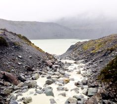 Mt. Cook Hooker Valley, New Zealand