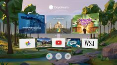 From seeing a dinosaur come back to life to traveling to the farthest reaches of Pluto to saving a runaway goat from dangerous traps Daydream brings you on immersive digital actuality adventures powered by a smartphone. And now youll be able to expertise all of it with Daydream View a VR headset and controller made by Google available in shops right now:  United States: Google Store Verizon Best Buy; $seventy nine (USD)  Canada: Google Store Bell Rogers Telus Best Buy; $ninety nine (CAD)…