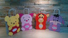 Winnie the Pooh Bolsas para Dulces set de 12 pcs, Winnie Pooh Baby, Winnie The Pooh Decor, Winnie The Pooh Birthday, Baby 1st Birthday, 1st Birthday Parties, Birthday Ideas, Baby Shower Themes, Baby Boy Shower, Baby Shower Decorations