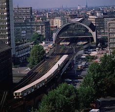 SBahnhof Alexanderplatz 1991