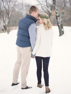 Molly Rasmussen of Heart of a Blonde Shares Her Engagement Photos | Wisconsin Bride magazine