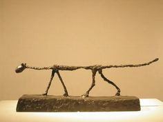 Alberto Giacometti - Cat