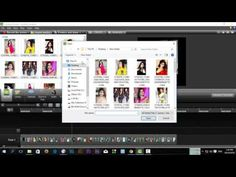 Camtasia studio 8 intro template download and editing tutorial in camtasia studio 2017 make video from images class 03 ccuart Image collections