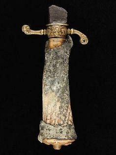 Blackbeard's actual sword