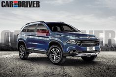 Canadauence TV: Conheça a nova Fiat Toro SUV