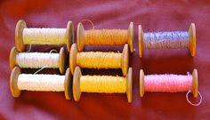 Tailor`s - Catany, Textile technique, part 5