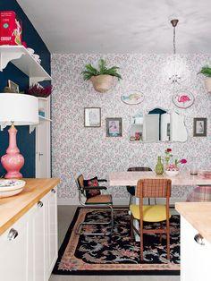 Una vivienda con un mix fresco-  nuevo estilo
