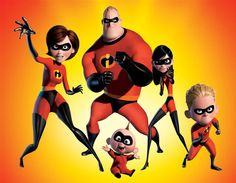 Day 20 Favorite Pixar Film- The Incredibles. I know shame on me. Plus I think its like one of the only Pixar films where I didn't cry. so that's a winner in my book. Film Pixar, Pixar Movies, Disney Movies, Disney Characters, Animation Movies, Disney Trivia, Animation Studios, Miranda Sings, Disney Pixar