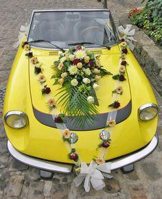 explore dCAcorations de voiture mariage