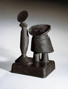 Fille et mère : Max Ernst 1959