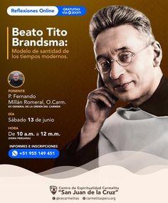 Tito Brandsma, modelo de santidad de los tiempos modernos