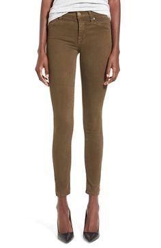 $195 - HudsonJeans Coated Super Skinny Jeans