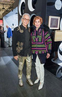 C Social Front. FOG Design +    Art Fair Preview Gala  — Norman Stone & Norah Stone