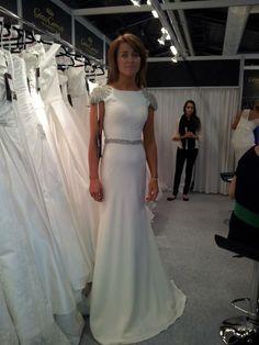 Gino cerruti Dress Ideas, I Dress, Bridal Dresses, One Shoulder Wedding Dress, Our Wedding, Pastel, Formal Dresses, Vintage, Fashion