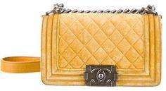 Chanel Small Boy Bag #luxury #hautecouture #designer