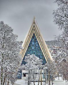 Арктический собор, #Тромсе