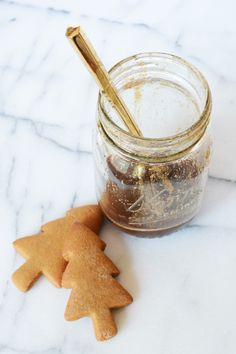 Homemade Gingerbread Syrup