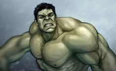 The Avengers: HULK by PatrickBrown.deviantart.com on @deviantART