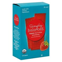 We Are Completely Obsessed With These Target Buys #refinery29  http://www.refinery29.com/target-grocery#slide-9  Target's Simply Balanced line is free of high fructose corn syrup, artificial colors, and hydrogenated oils.Available in stores....