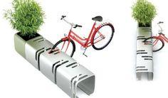 Le VéloPark, un parking recyclé récompensé par Coca-Cola. Fast Furniture, Small Bedroom Furniture, Urban Furniture, Street Furniture, Furniture Design, Furniture Stores, Furniture Online, Rack Velo, Bike Rack