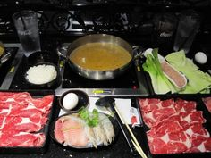 Jazz Cat Restaurant - Trendy Shabu Shabu with a jazz decor (San Gabriel, CA)