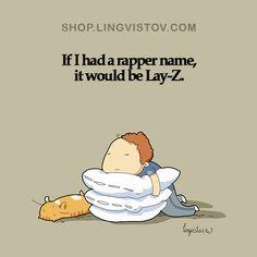 If I had a rapper . . .